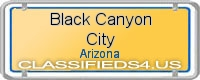 Black Canyon City board